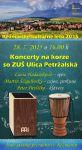 Koncerty na korze so ZUŠ Ulica Petržalská