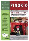 29. 11. Pinokio - rozprávková nedeľa
