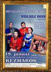 19. 1. 2016 (utorok) o 19.00 h  Donskí kozáci