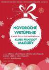 8. januára 2016 (piatok) o 18.00 h Novoročný koncert Klubu priateľov Magury