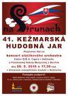 Na strunách - 41. ročník Kežmarskej hudobnej jari