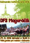 DFS Maguráčik - Kežmarské kultúrne leto 2016