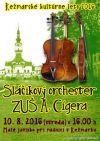 Sláčikový orchester ZUŠ A. Cígera - Kežmarské kultúrne leto 2016