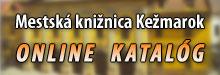 Mestská knižnica Kežmarok - online katalóg